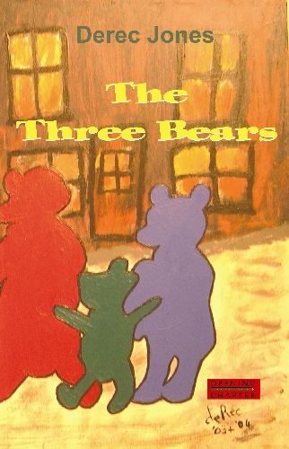 Front Cover Three Bears